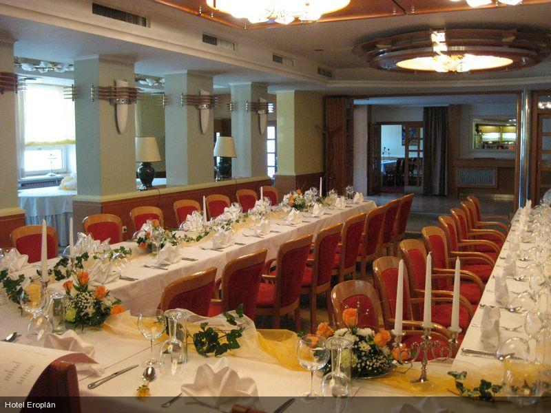 weddings - hotel Eroplan Roznov p/Roznov